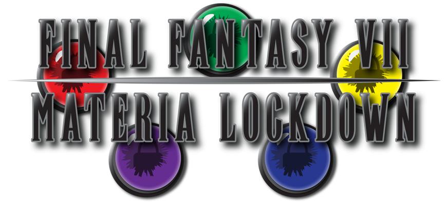 Final Fantasy VII Materia Lockdown