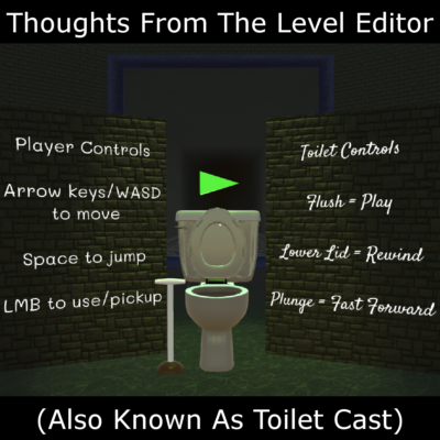 Thoughts From The Level Editor a Podcast Walking Simulator