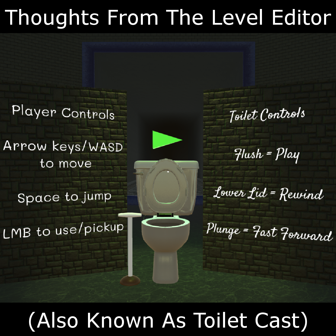 Thoughts From The Level Editor