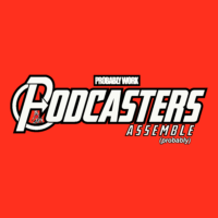 Ant-Man - Podcasters Assemble