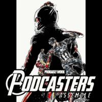 Captain America Civil War - Podcasters Assemble