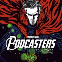 Doctor Strange - Podcasters Assemble