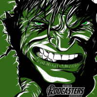 The Incredible Hulk - Podcasters Assemble
