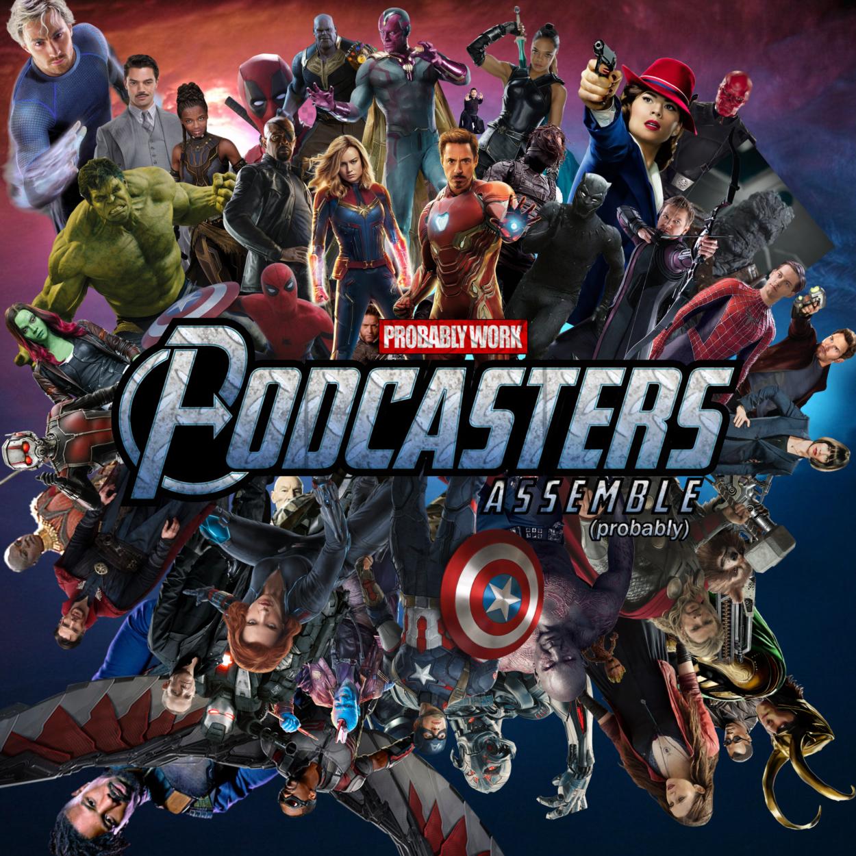 Mcu Episode 23 Avengers Endgame 2019 Podcasters Assemble