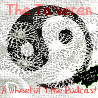 The Taveren - A Wheel of Time Podcast- Logo
