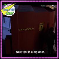 Tron - That is a Big Door