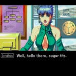 Season One: The Policenauts XP: Part Seven: How to swat a fly...