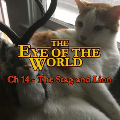 The Eye of the World: The Stag and Lion