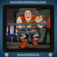 Best Animated Shows Ever So Far - Teenage Mutant Ninja Turtles - Turtle Tracks