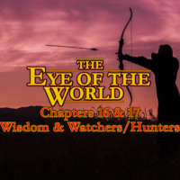The Eye of the World Wisdom and Watchers Hunters