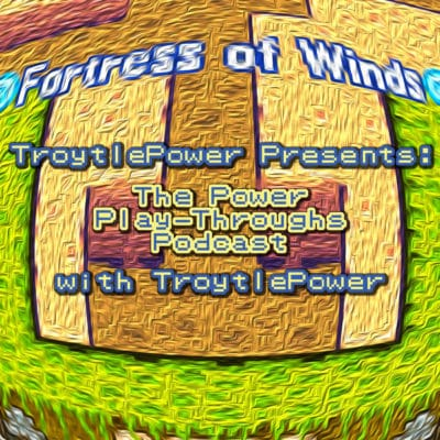 Power Play Throughs Podcast - The Legend of Zelda Minish Cap - 11