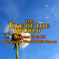 The Taveren - The Eye of The World - Chapter 21-22