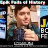 E15.5 – Event Debriefs (and even more announcements!)