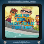 """Rocket Power (1999), S01E01, """"New Squid on the Block"""" and """"Down the Drain"""""""