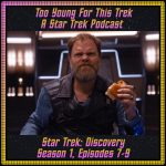 Star Trek: Discovery S1 E7-9