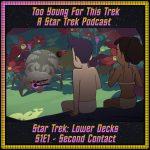 Star Trek: Lower Decks S1E1 - Second Contact