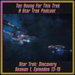 Star Trek: Discovery S1 E13-15
