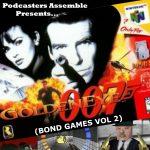 Bonus: Goldeneye 64 (Bond Games Vol 2)
