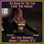 Star Trek: Discovery S1 E10-12
