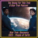 Star Trek: Discovery S3E3 - People of Earth