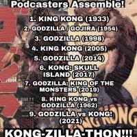 """KONG-ZILLA-THON!"" - Season 4 Announcement Trailer"