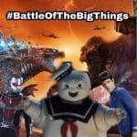 #BattleOfTheBigThings - Kaiju Bracket Update!