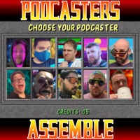 Podcasters Assemble - the Mortal Kombat Games