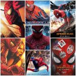 Issue 10: Ranking the Spider-man Movies!