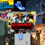 Issue 4: Comic Book Video Games!