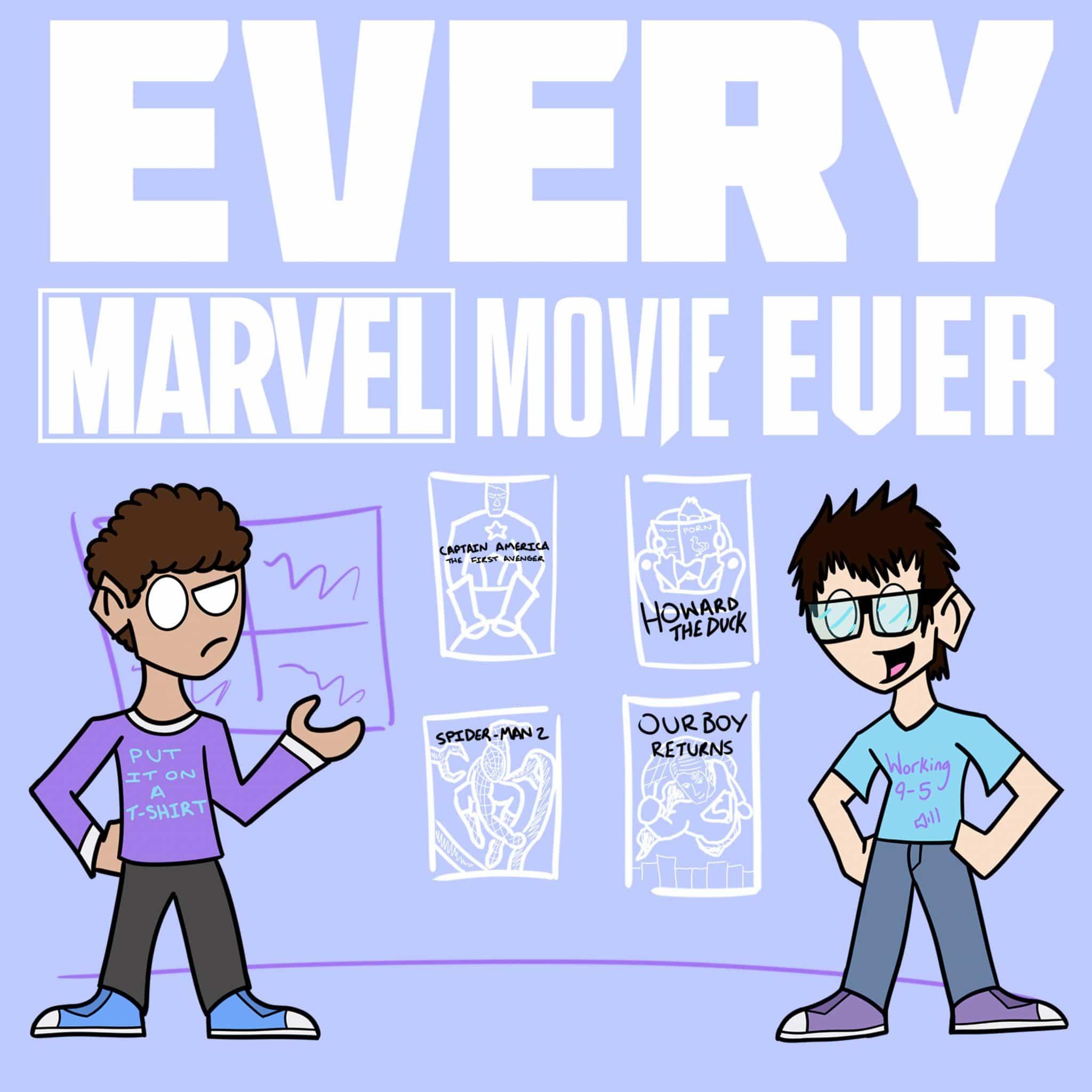 Every Marvel Movie Ever