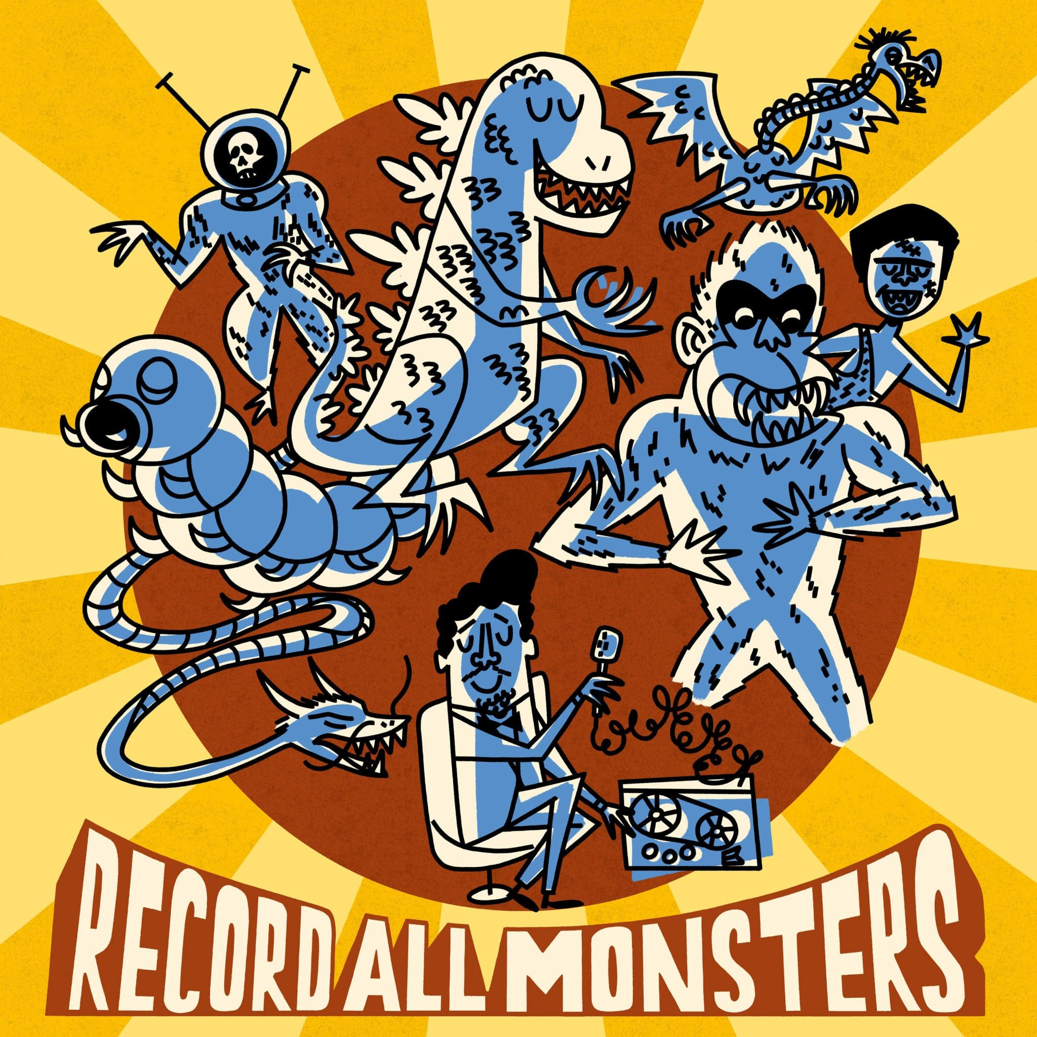 Record All Monsters