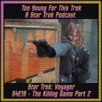 Star Trek: Voyager S4E19 - The Killing Game Part 2
