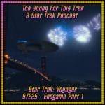 Star Trek: Voyager S7E25 - Endgame Part 1
